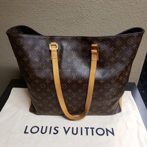 Louis Vuitton Cabas Alto tote